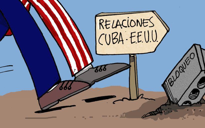 Resultado de imagen de bloqueo a cuba