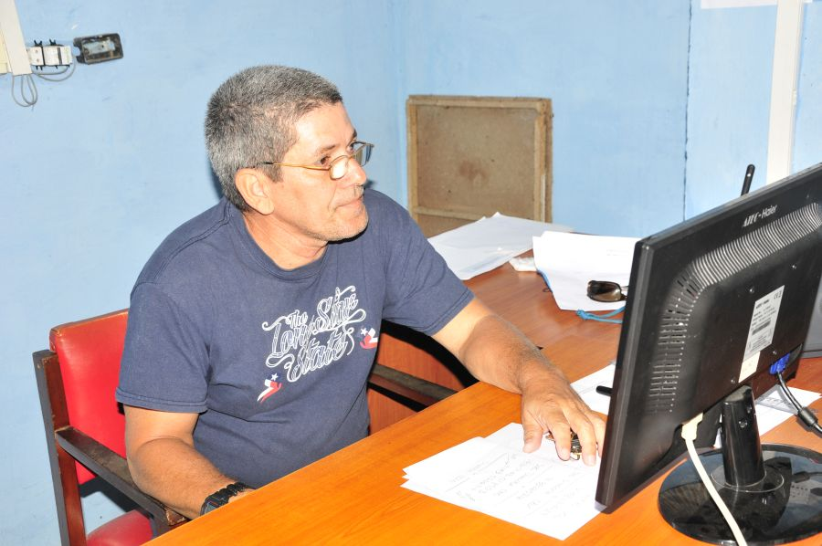 informática, informatización, deporte, Sancti Spíritus, Cuba
