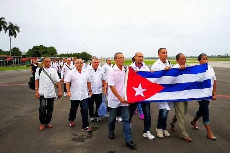 Resultado de imagen para Cuba medicos mexico
