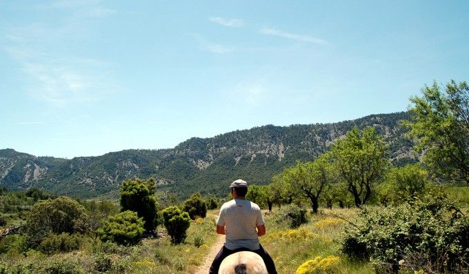 Rutas a Caballo en La Pobla de Benifassà