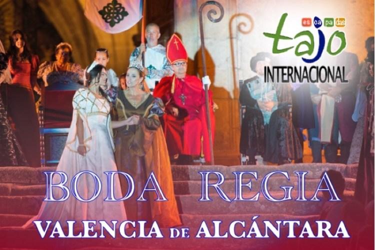 LA BODA REGIA DE VALENCIA DE ALCÁNTARA