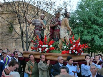 Semana Santa de Valencia de Alcántara: fe, pasión y devoción