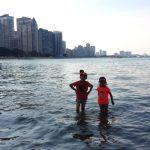Noé et Elisa, vidéo 2: la découverte des Etats-Unis