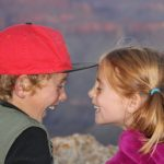 Noé et Elisa aux Etats-Unis: les Parcs Nationaux de l'Ouest Américain