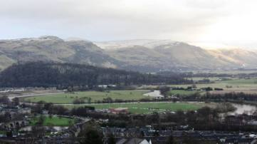 Stirling, pas loin de Glasgow