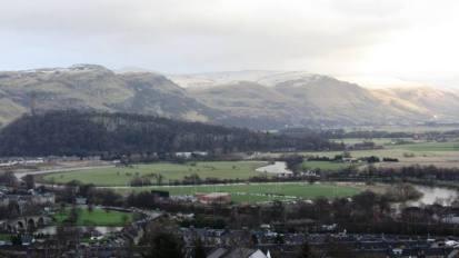 Stirling, pas loin de Glasgow