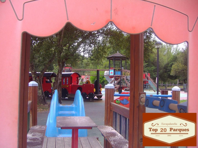 Los mejores parques infantiles de Galicia