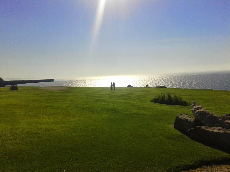 A Coruña con niños: las baterías militares del Monte de San Pedro