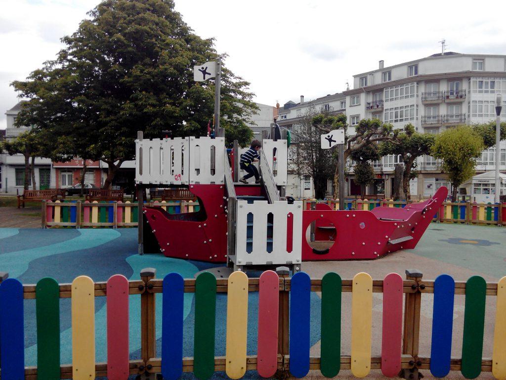 Parque infantil de As Pontes