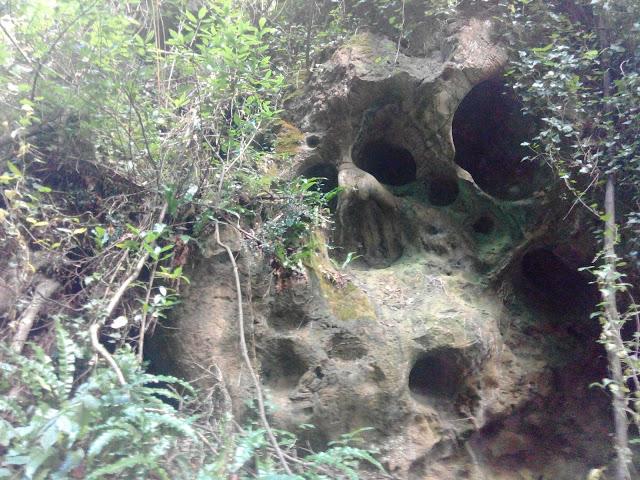 Asturias con niños: las cuevas de Andía