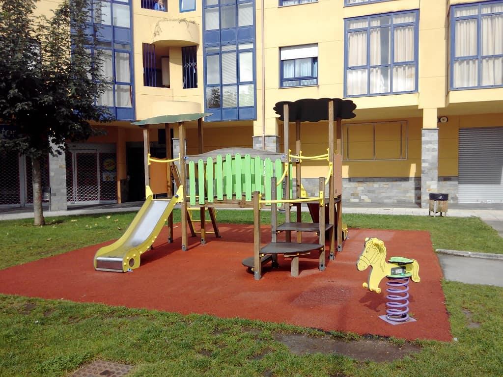 parques infantiles en Sada