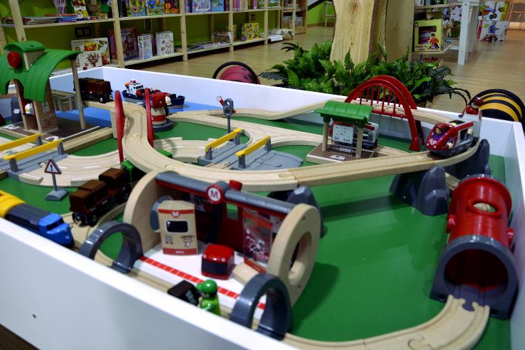 Territorio Kids: comercios con zona infantil