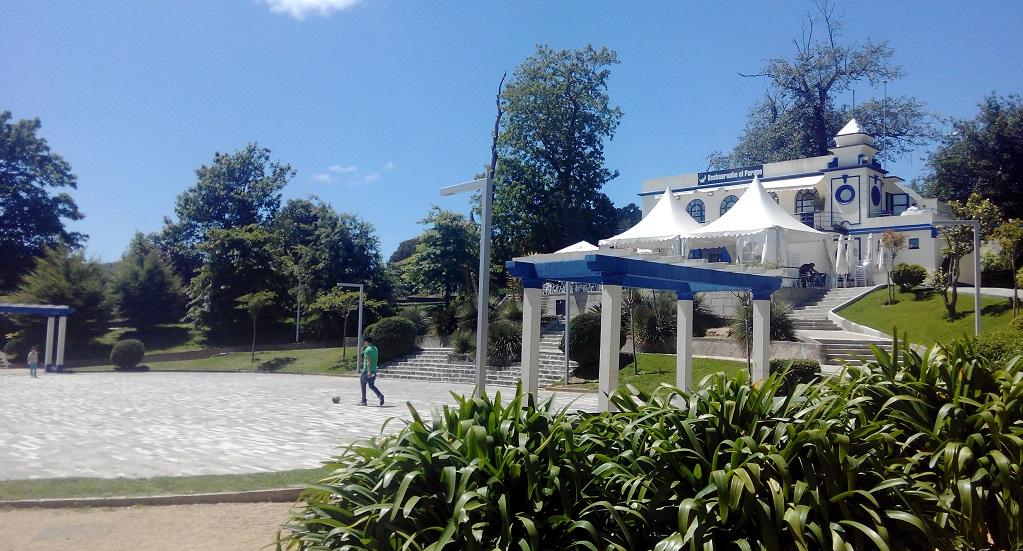 Ferrol con niños: el parque municipal Raíña Sofía