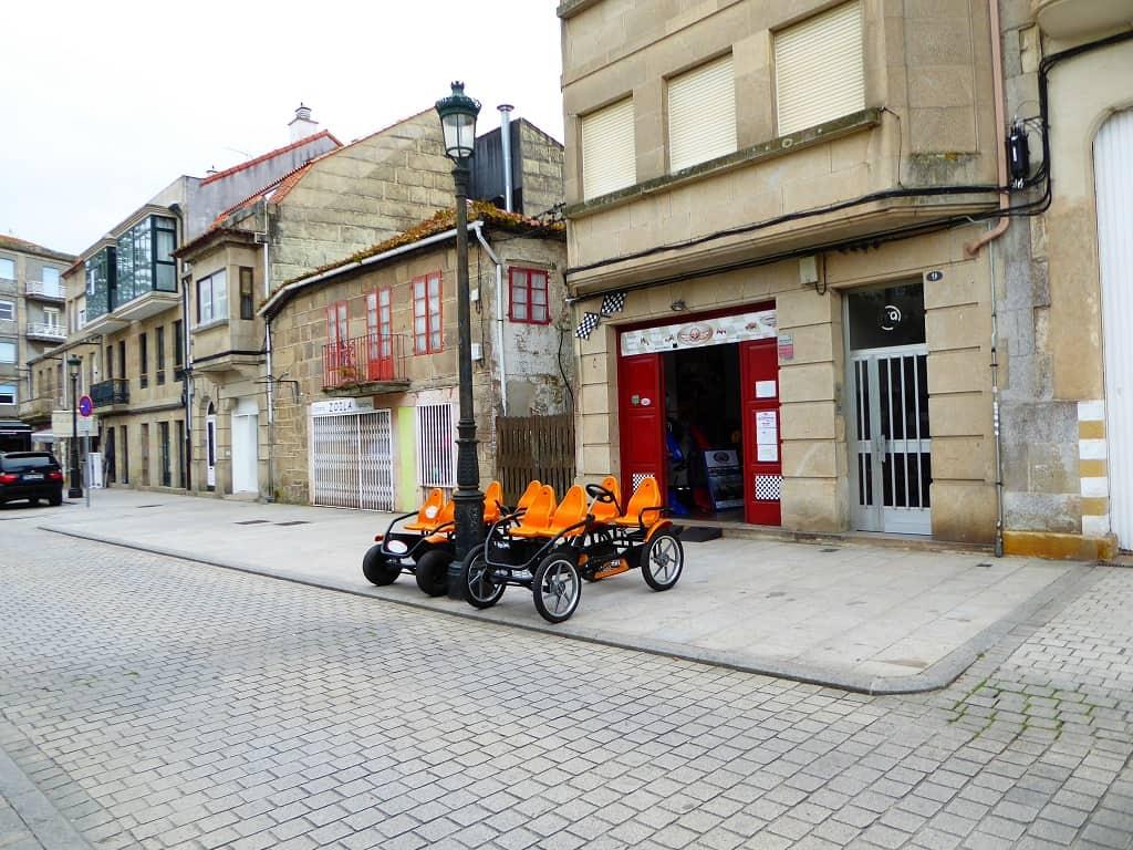 Lugares donde alquilar un kart de pedales para niños