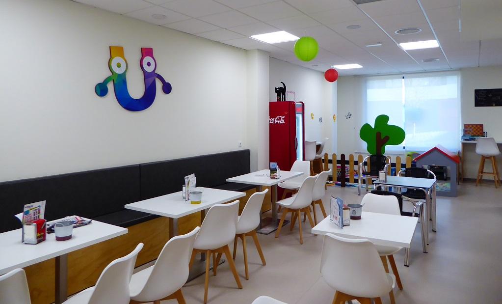 Cafeterías con zona infantil interior en Galicia