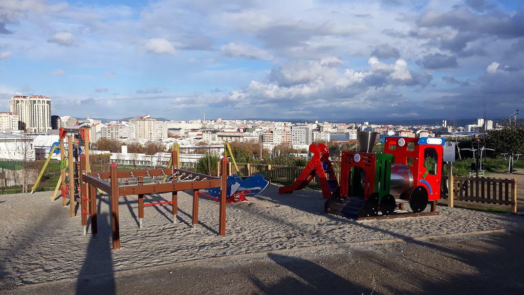 Parque nuevo de Visma