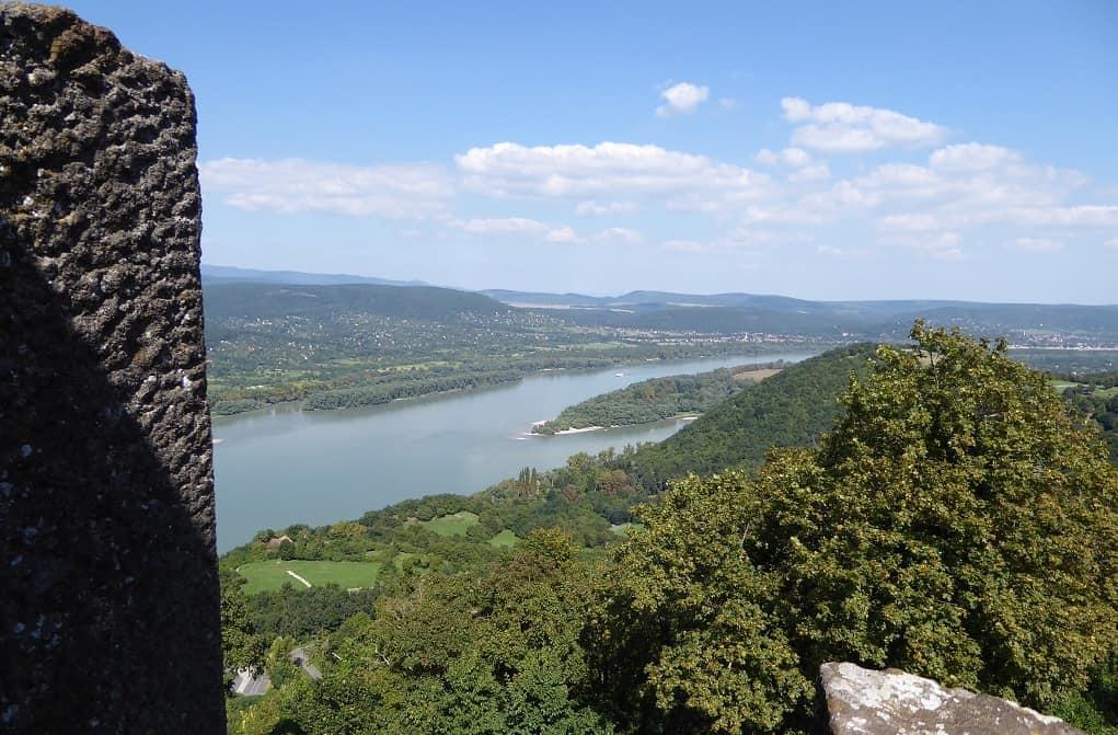 El Castillo de Visegrad (Hungría) y el chupiparque de Matías