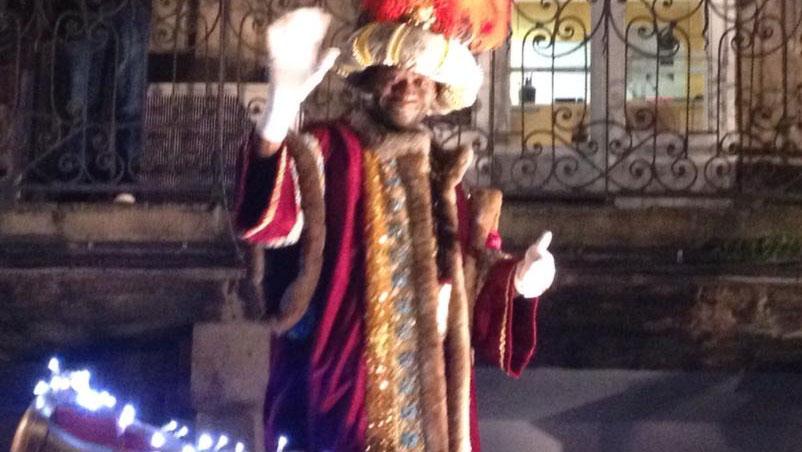 Cabalgatas de Reyes en Galicia