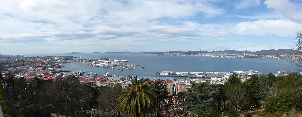 Parque Infantil y Monte de O Castro (Vigo)