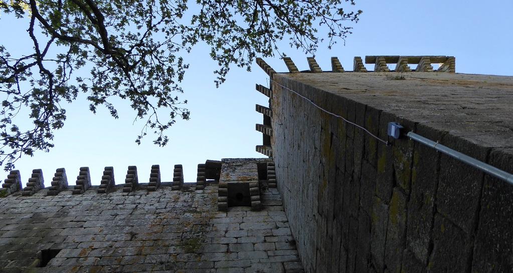 El último castillo medieval: Pambre, con niños
