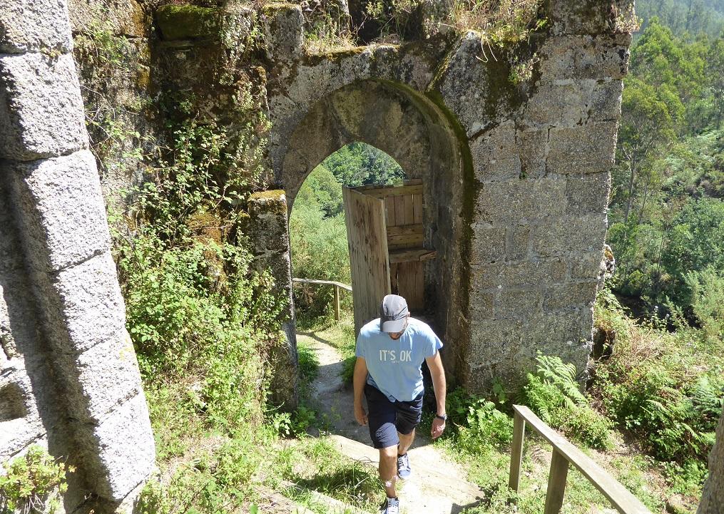 Castillos para ir con niños en Galicia