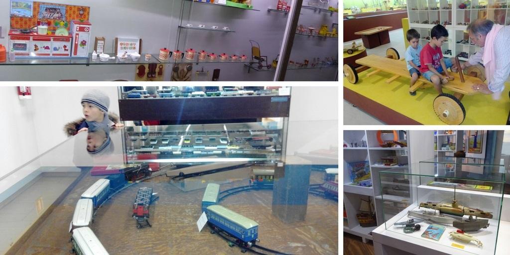 Cinco museos de juguetes en Galicia