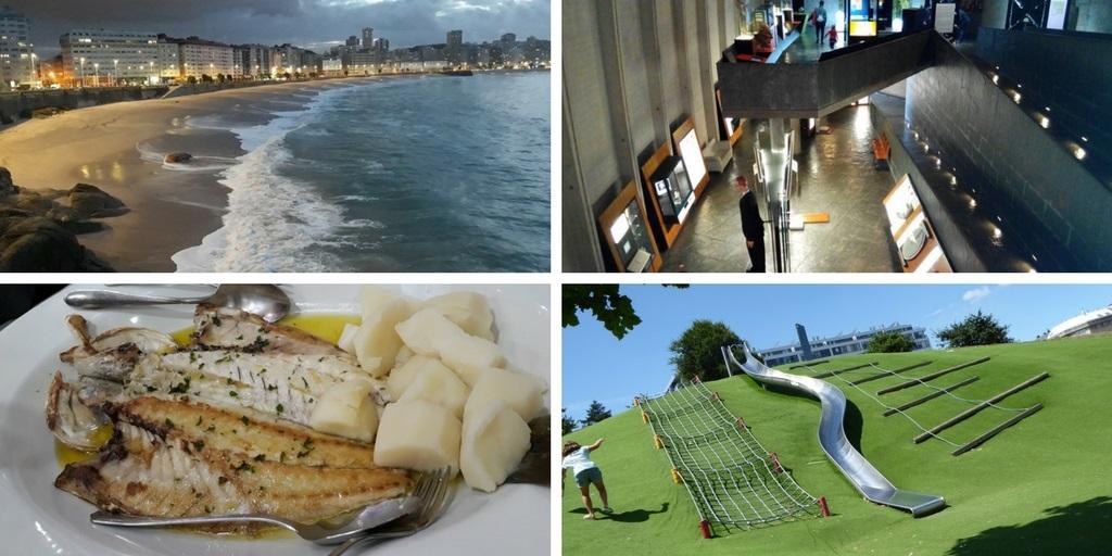 A Coruña con niños: guía para una escapada urbana