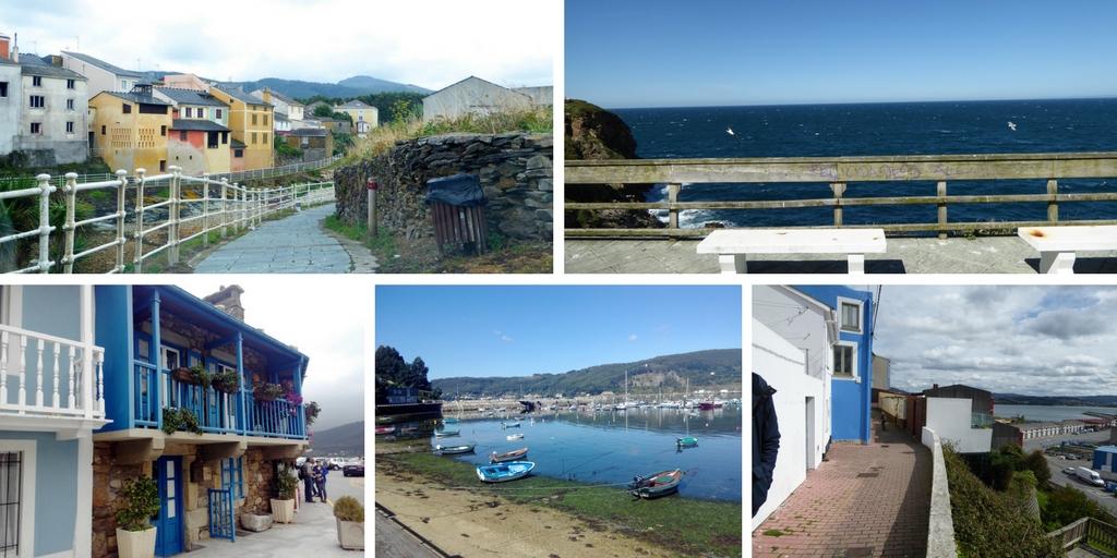 Pueblos marineros de Galicia para ir con niños