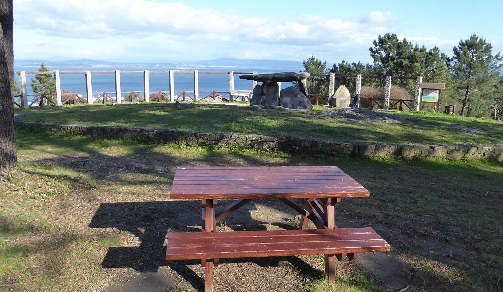 Ribeira con niños: el parque de San Roque