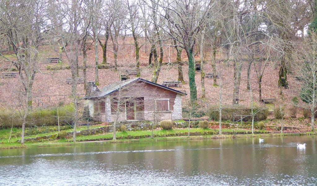 El paraíso en Lago Castiñeiras: Vilaboa con niños
