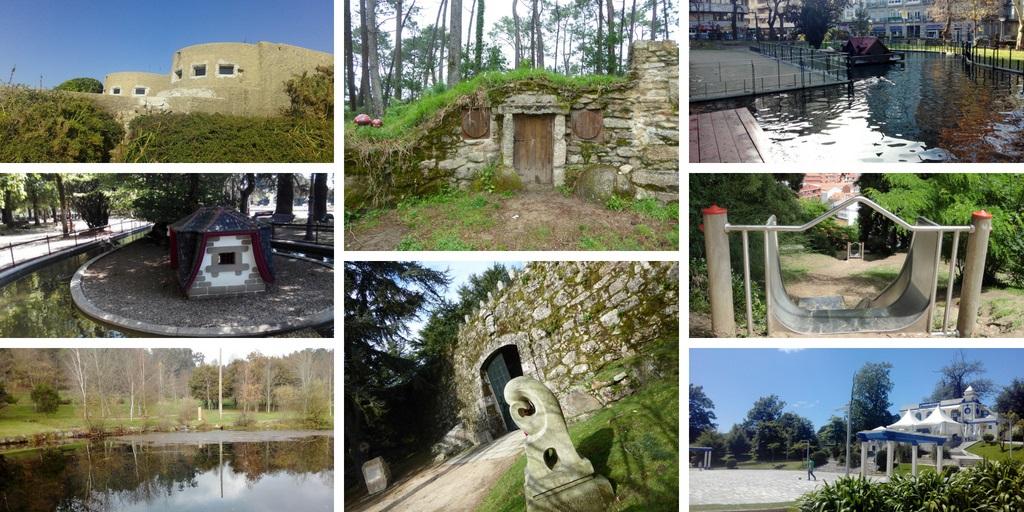 Los mejores parques de Galicia para ir con niños