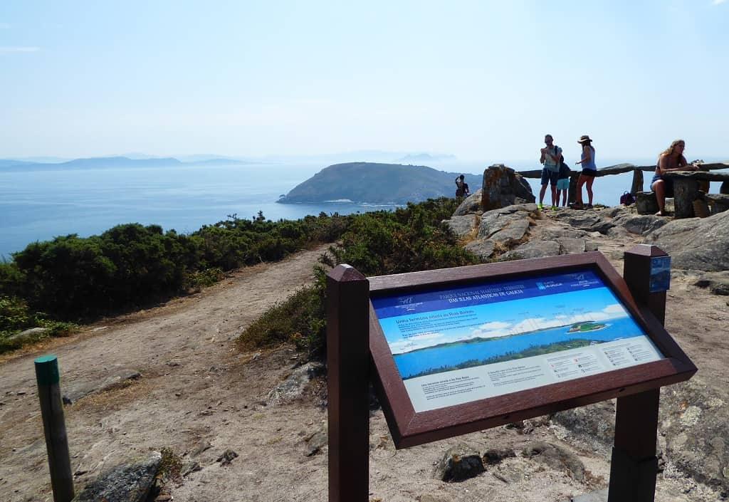 Illas Atlánticas de Galicia con niños: de ruta por Ons