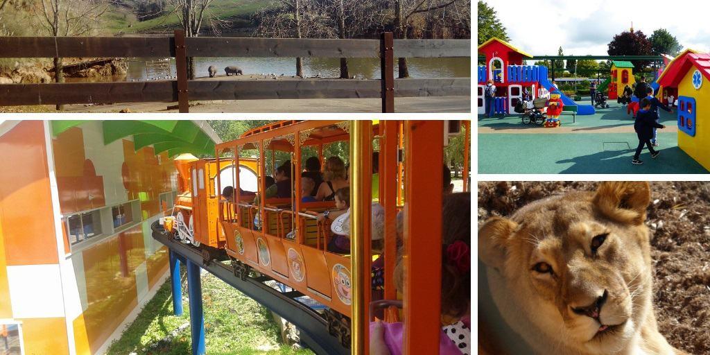 Ocho imprescindibles parques temáticos para ir con niños