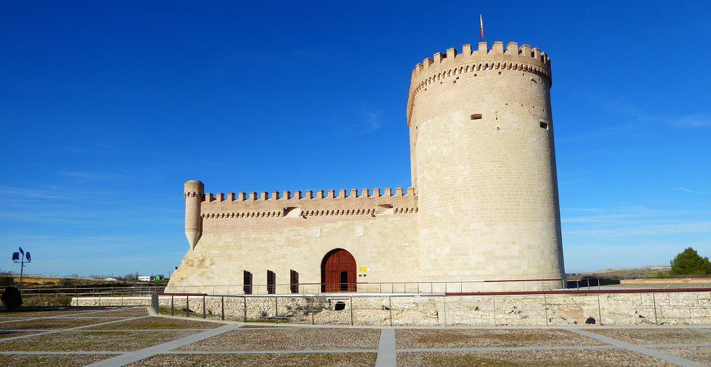 El Castillo de Arévalo con niños