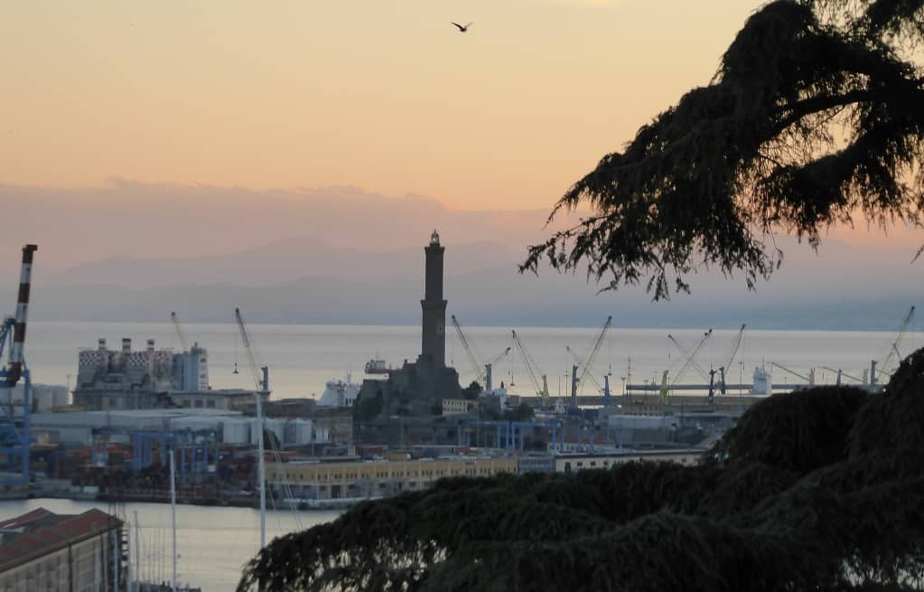 La apasionante ciudad de Génova con niños