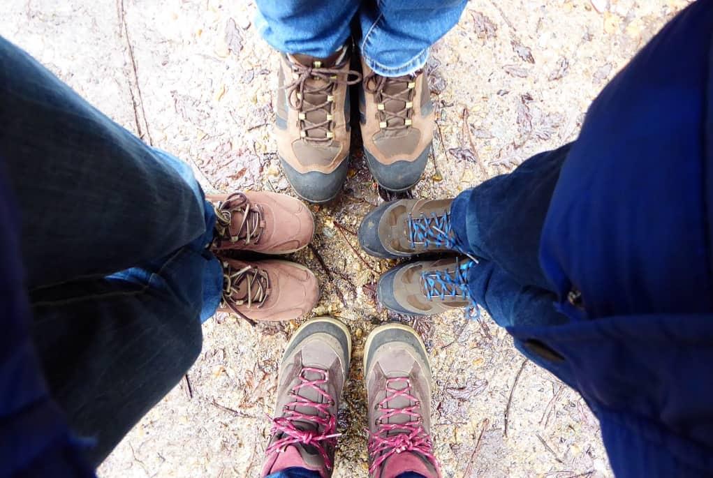 9 escapadas con niños para iniciarse en senderismo