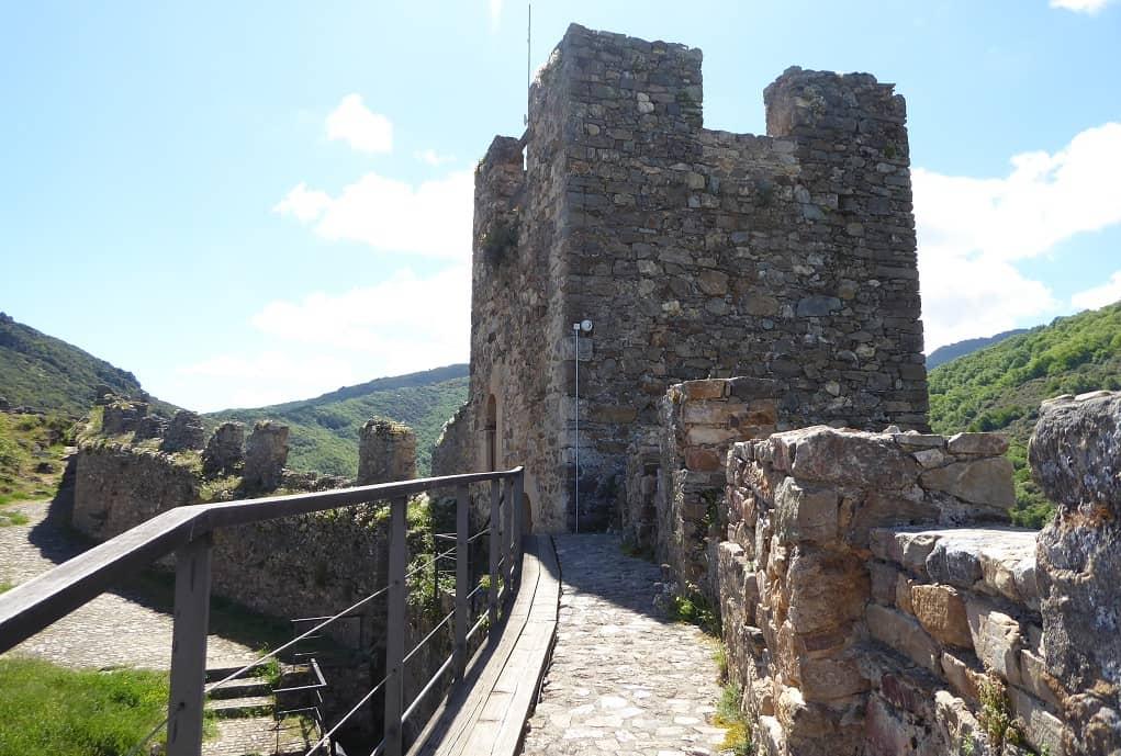 Un castillo para visitar con niños en El Bierzo