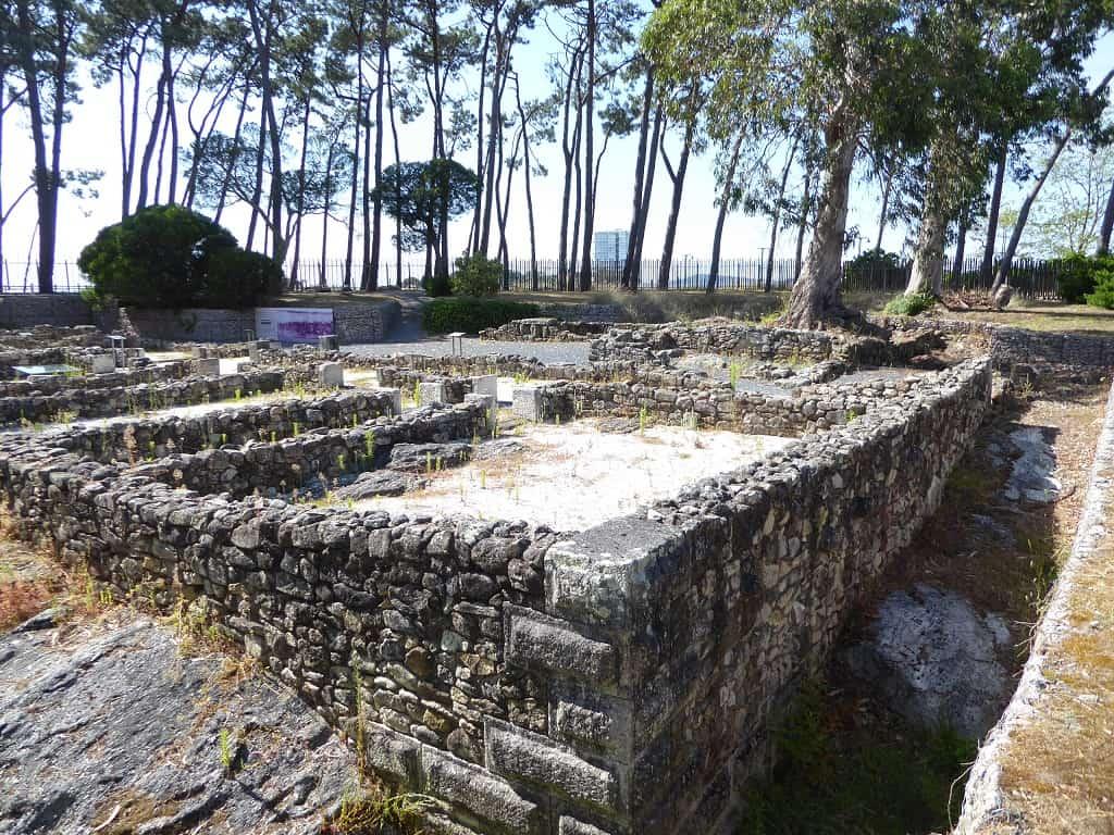 Toralla y su antigua villa romana