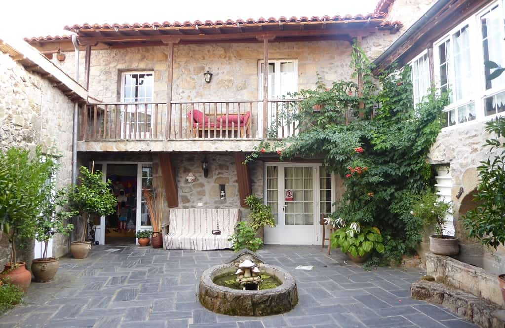 Una casa rural con juego de escape en Galicia