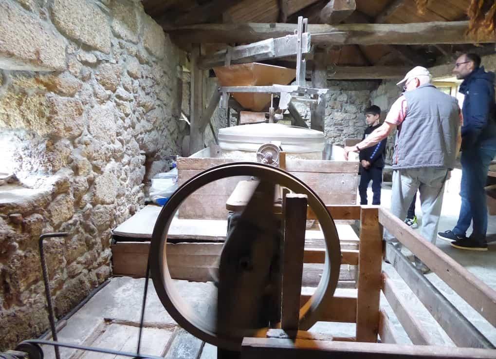 Museo del Agua de Alfoz Molino