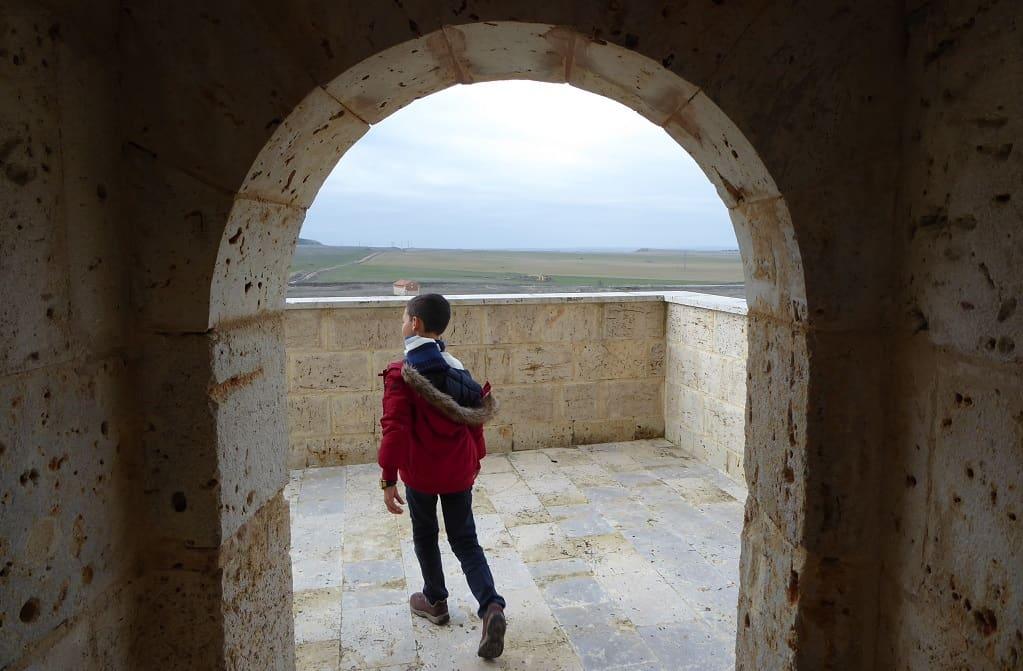 Castillos para ir con niños Palencia