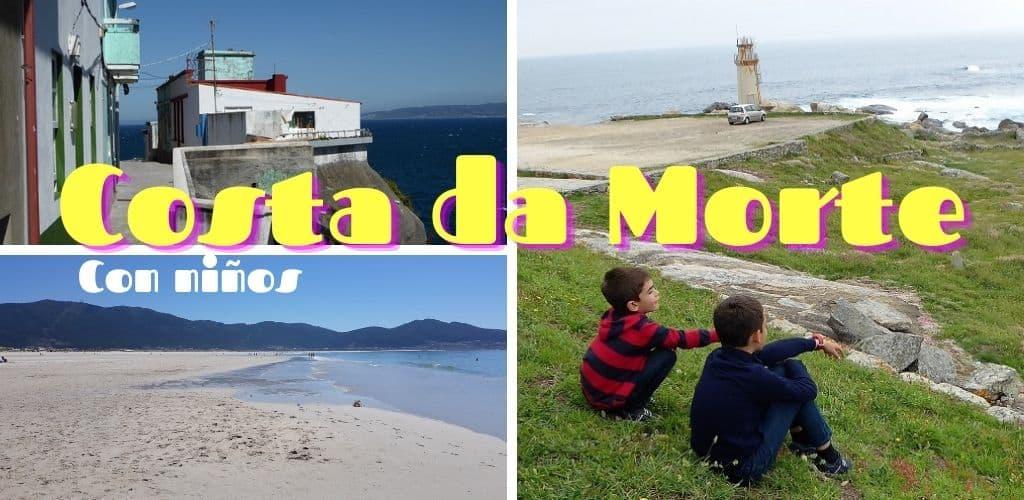 Qué ver en la Costa da Morte con niños