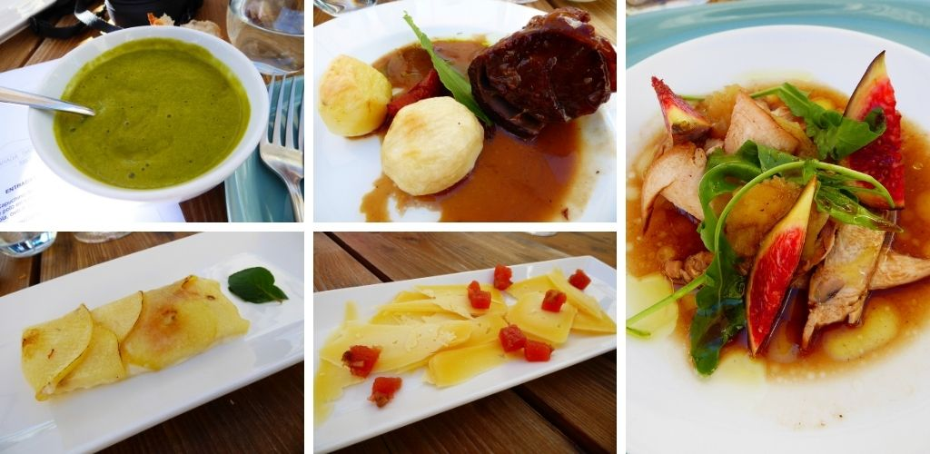 Gastroturismo con alimentos ecológicos en Lugo