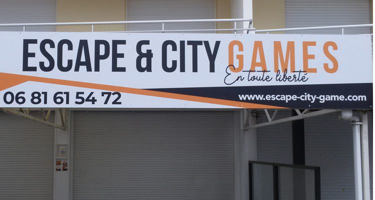 Boutique Escape City Games Saint Jean de Monts