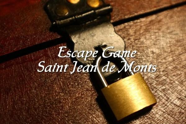 Escape Game saint jean de monts