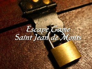 Escape Game saint jean de monts