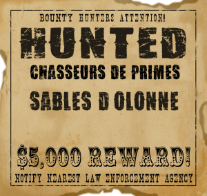hunted Sables d'Olonne