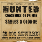 hunted Sables d'Olonne