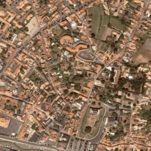 carte de la zone de jeu Noirmoutier