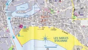 Sables d'Olonne rallye gps jeux en ville Escape Game